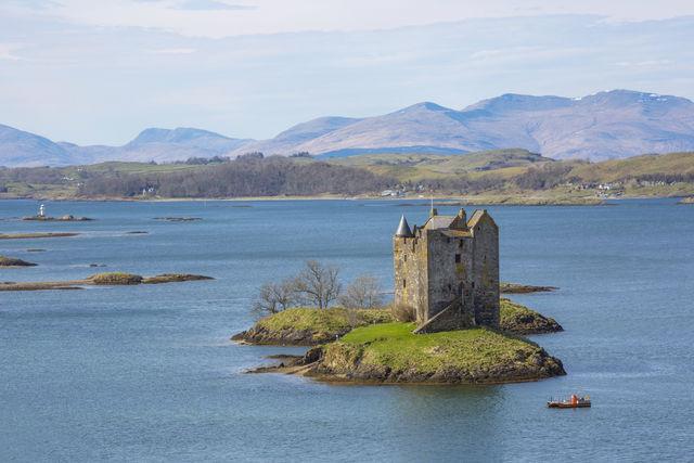 Fort Schotland hooglanden