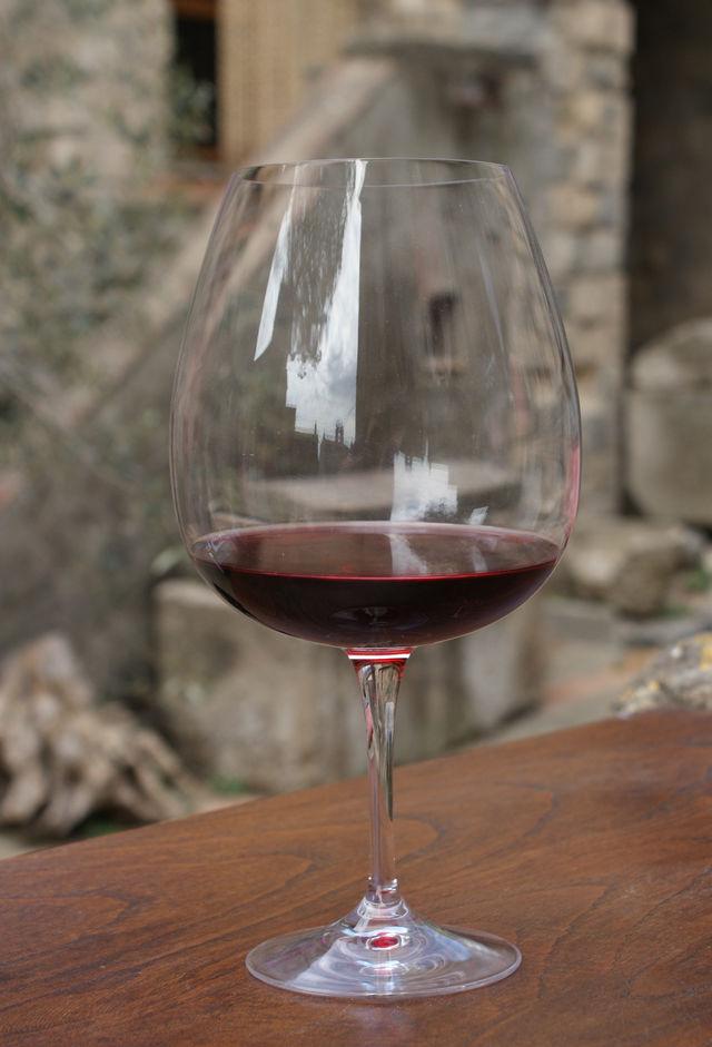 Rondreis Italië Slowfood wijn glas