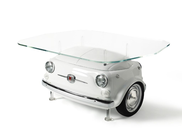 Fiat 500 Design collection table