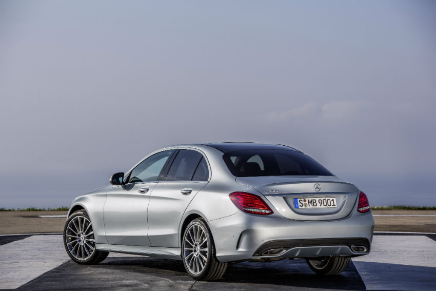 Mercedes Benz C Class Revealed Full Specification And Images