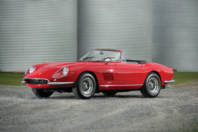 1967 Ferrari 275 GTB/4S NART