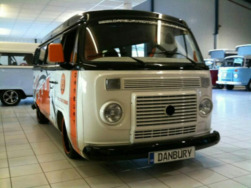 Danbury Motorcaravan's Project 1 - The VW Campervan