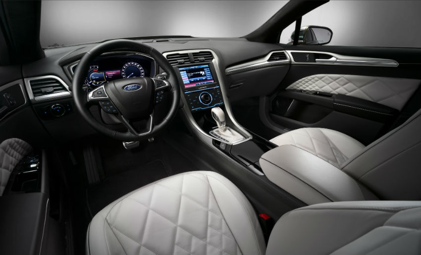 Ford Attempts To Go Upscale With Vignale Sub Brand While Focus Is
