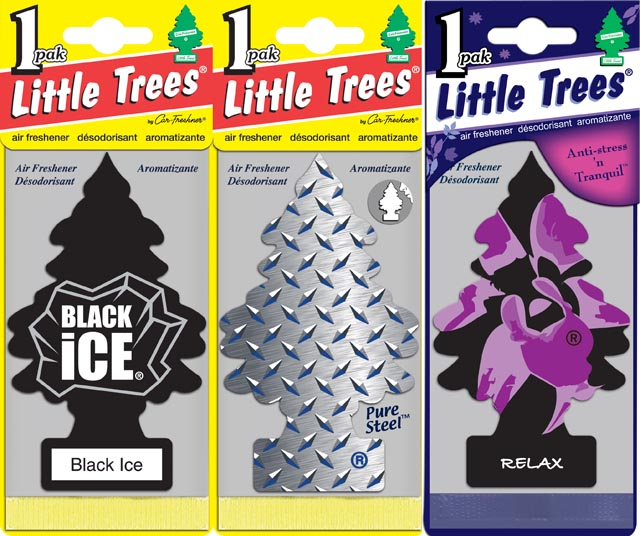 Magic Tree Car Freshener
