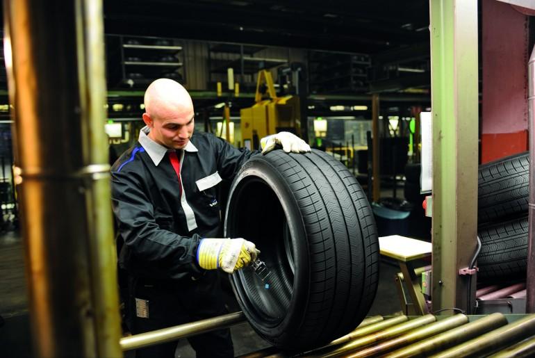 Russian dandelion tyres