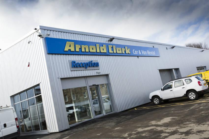Seafield Edinburgh Car Rental