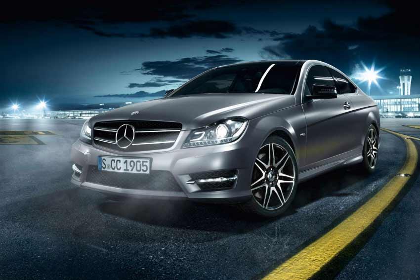 Mercedes Benz C-Class AMG Sport Coupe