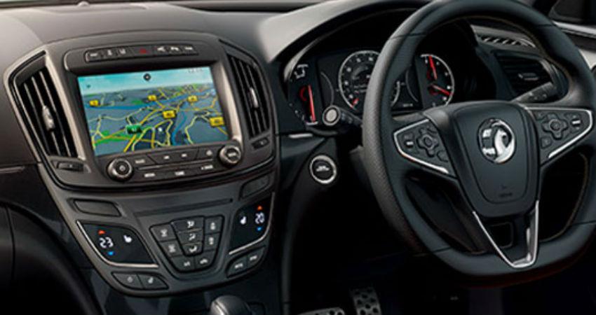 Vauxhall Insignia Human Interface