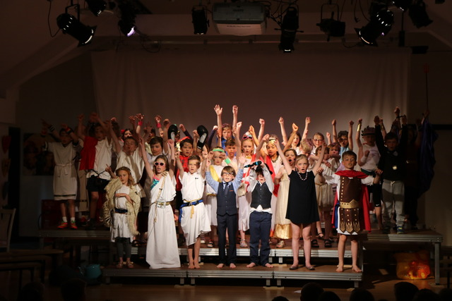 Gold Medal Performance by  Year 3