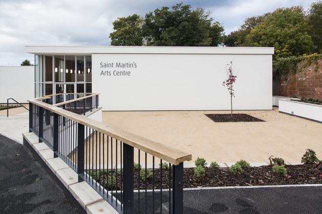 Saint Martin's Arts Centre