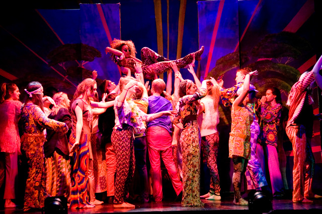 Production of Sweet Charity