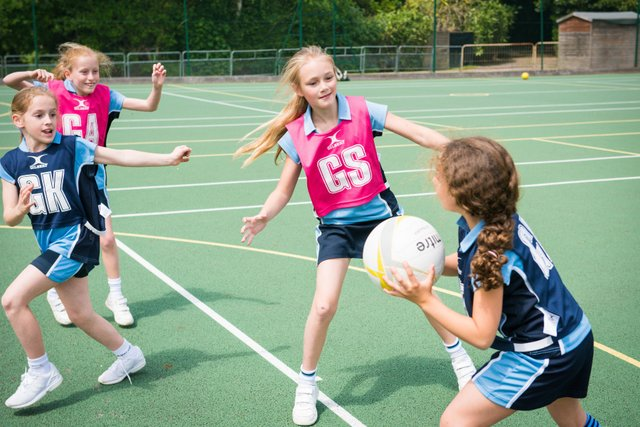 Sport is built into the curriculum for all with boundless opportunities with sports clubs too.