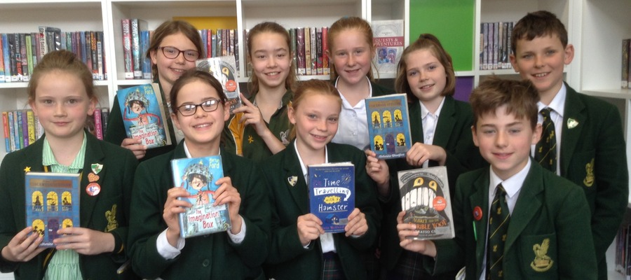Awesome Books - Ardingly Prep