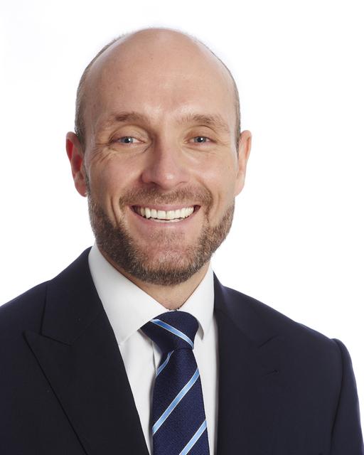 Mr A Forbes - Headmaster (Pre Prep)