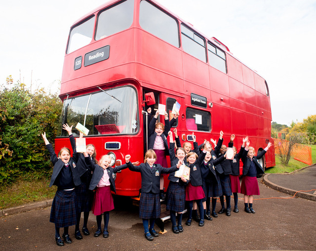 Inglefield House are Wales' top readers