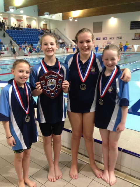 Year 6 Swim Team March 2015