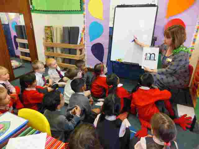 Children benefit from smaller class sizes