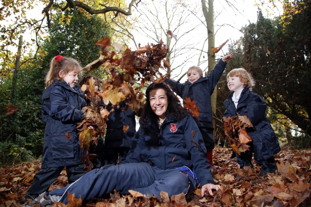 Fairfield has its own Forest School, staffed by a Level 3 accredited Forest Schools practitioner