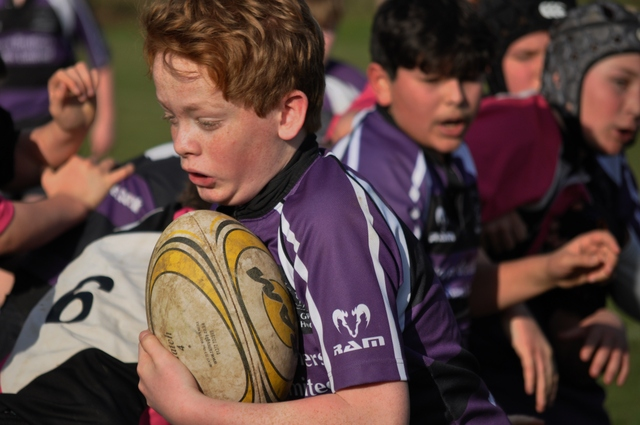 Sport is very important at Hilden Grange and all pupils have the opportunity to play in matches against other schools.
