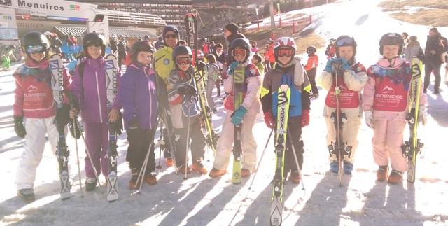 Skiing Story 1