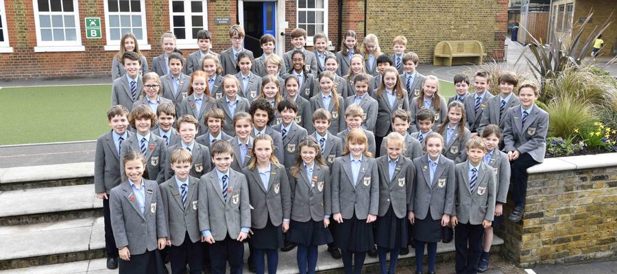 Hornsby House - Year 6 - March 2017