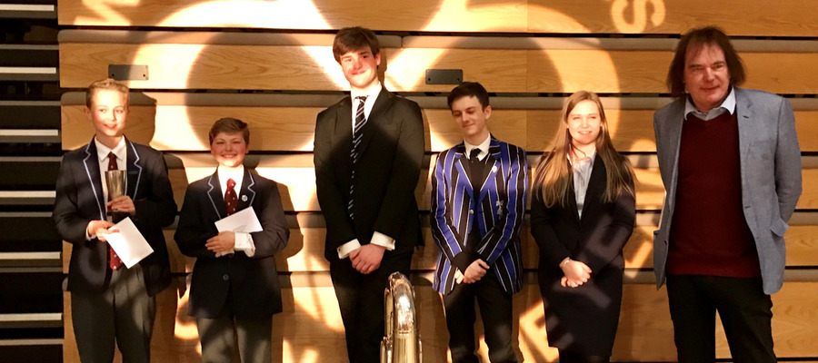 Woodard Schools YMOTY - Kings Rochester