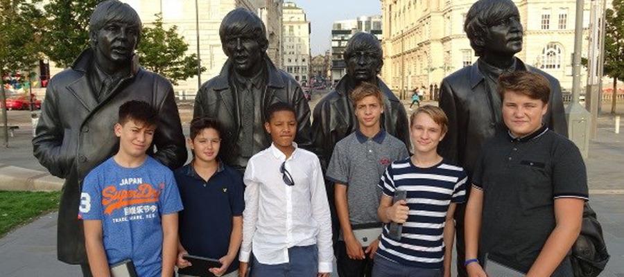 Yr 9 Tour Beatles