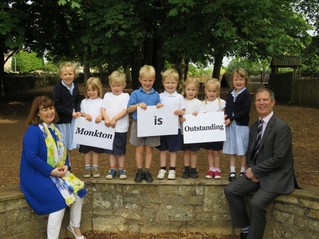 Monkton Pre-Prep Outstanding Inspection