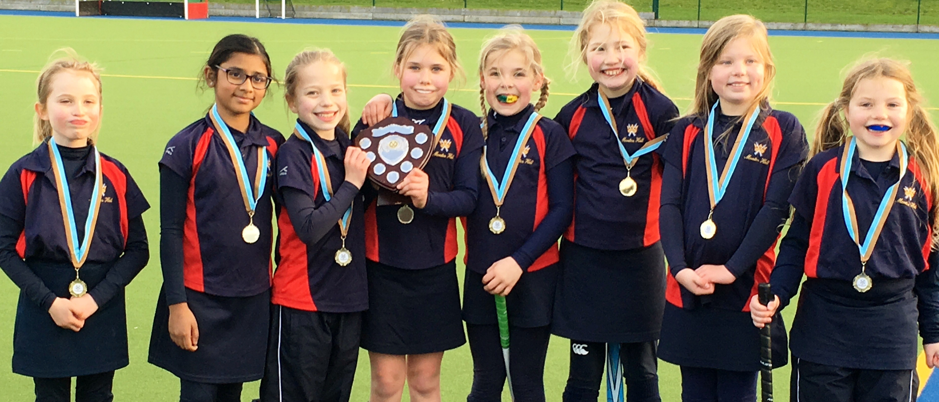 U9 Framlingham Tournament winners