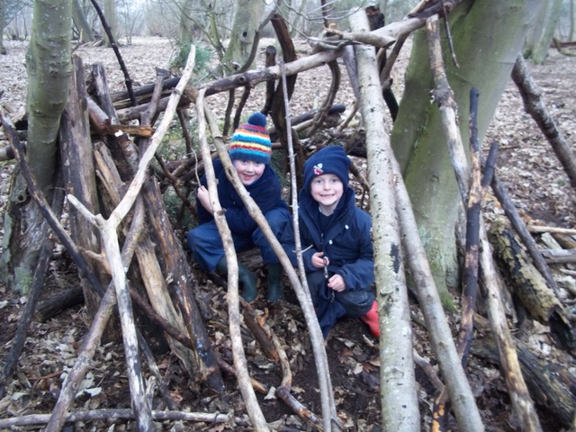 Pre-Prep out and about at Lackford Lakes