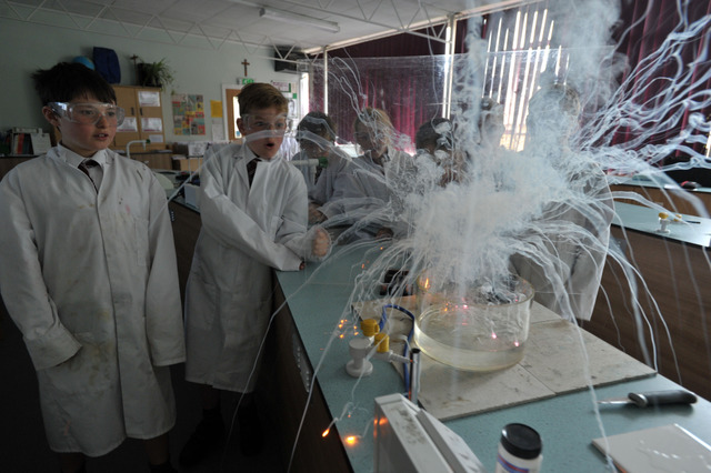 Barrow Hills Children Encouraged to Consider STEM Related Careers