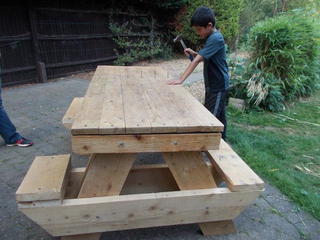 Bedford Prep School Pupil's Enterprise: Wood Reloved