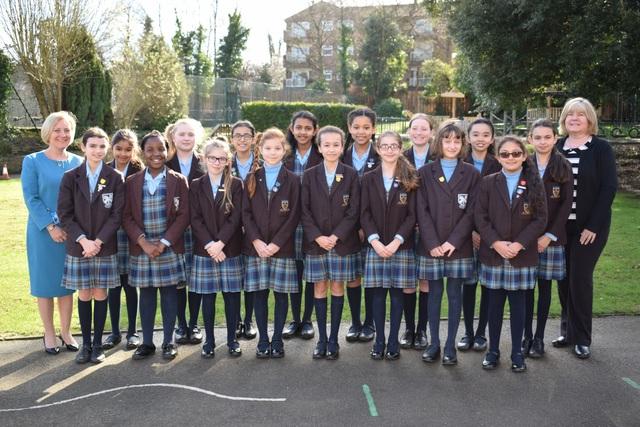 St Hildas Class of 2017