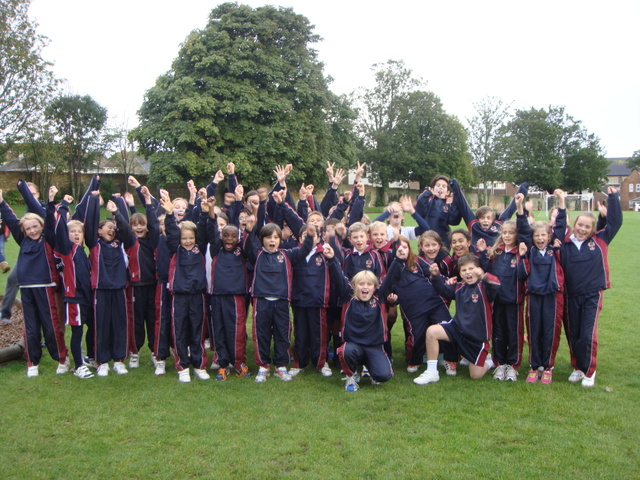 St Lawrence College Junior School Race for Life