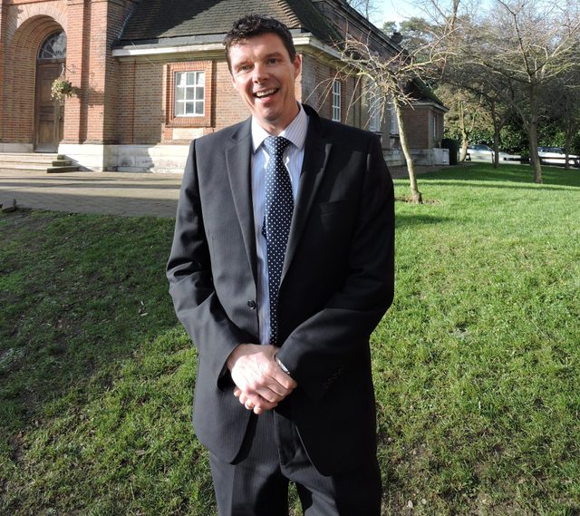 Mr Leon Roberts, new Head at Belmont Mill Hill Prep School from September 2015