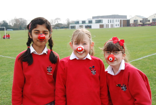 Celebrating Red Nose Day