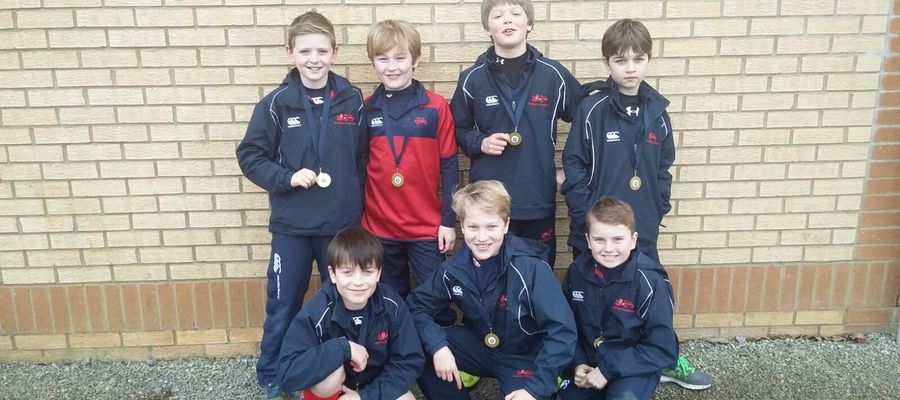 U11 Boys Colts A Hockey In2England