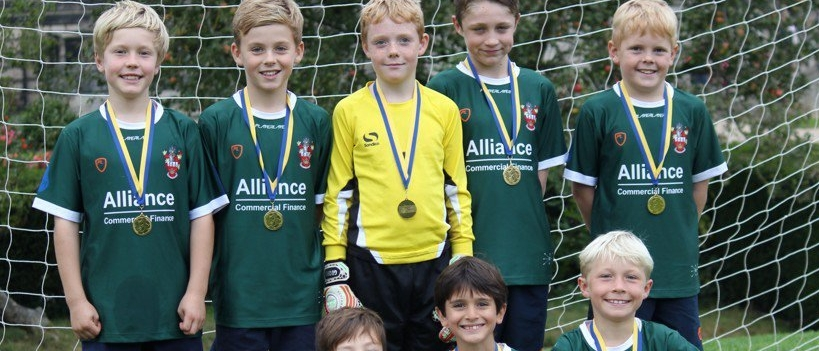 RGS The Grange, Worcester win U10 Foremarke Cup