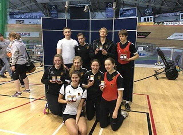 English Indoor Rowing Champs