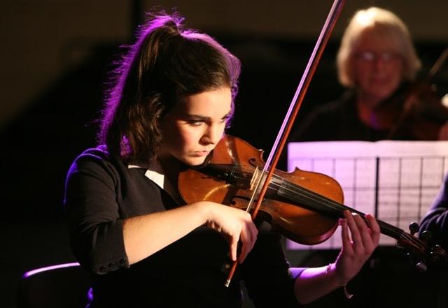 Grade 8 Culford Musician