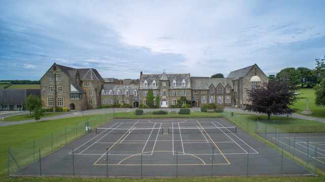 West Buckland School is set in 90-acres of idyllic countryside, close to Exmoor and the Atlantic coast