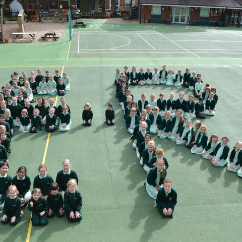 Heatherton House celebrating Her Majesty The Queen's 90th Birthday