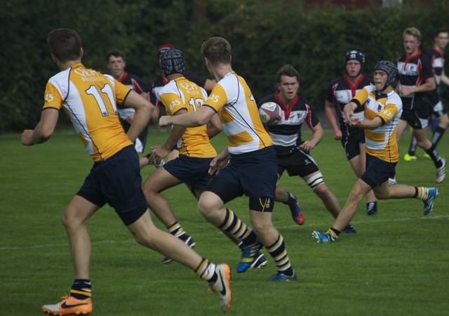 Rugby at Failand Sports Ground