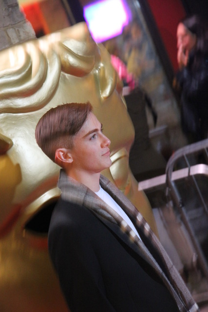 Childrens BAFTA Awards 2016 Camden Roundhouse (50)