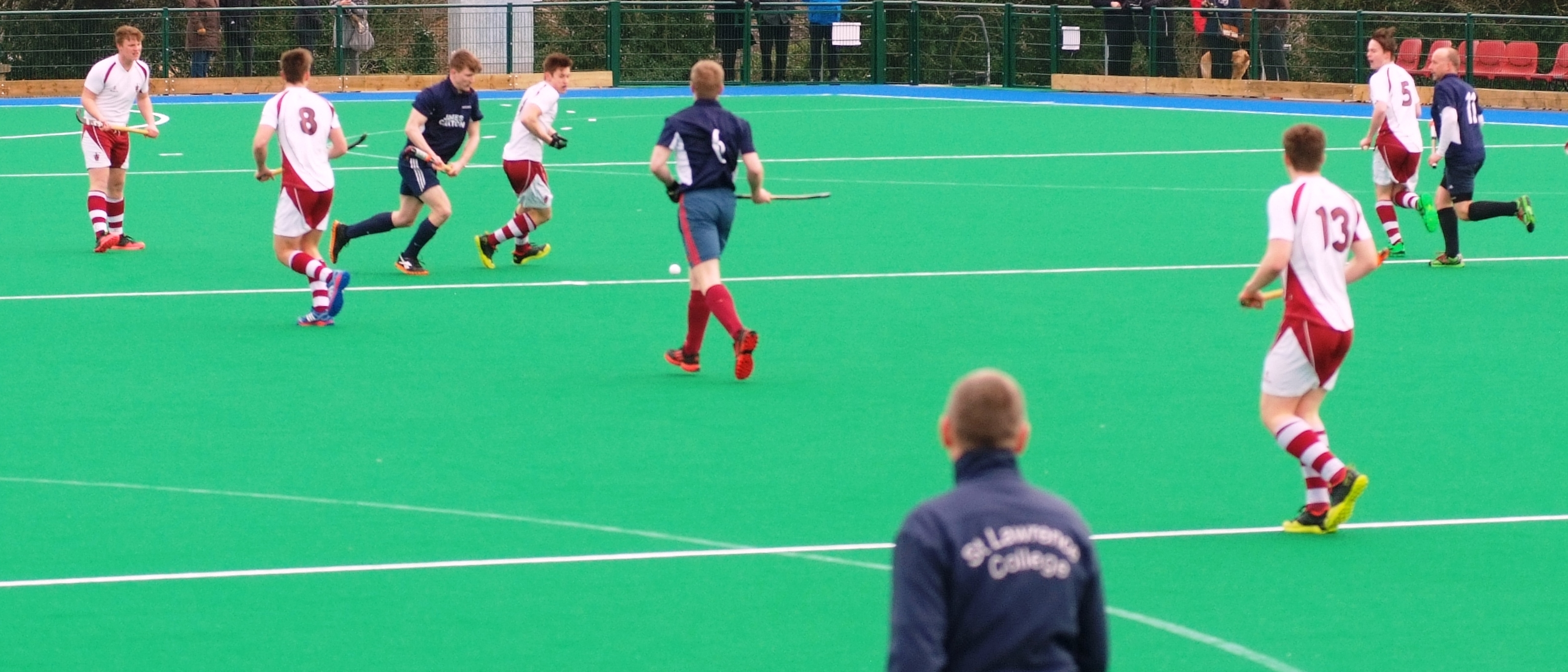 St Lawrence College New Hockey 1