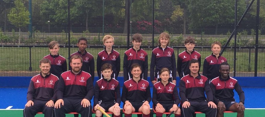 St Lawrence College U13 National Hockey Champions