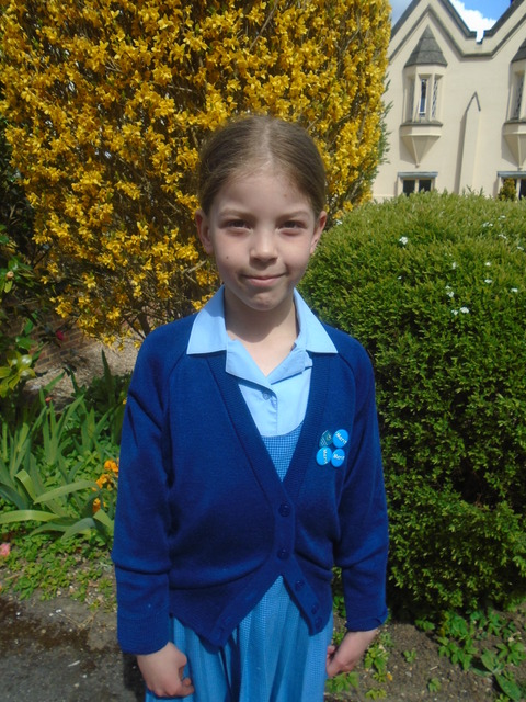 St Mary's girl's winning poem royally dispatched to The Queen!