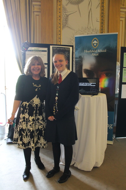 Talented Heathfield Schoolgirl Highly Commended in National Tech Competition