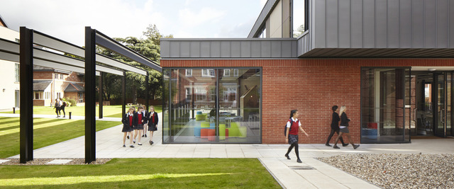 The Space - Our award-winning sixth form centre