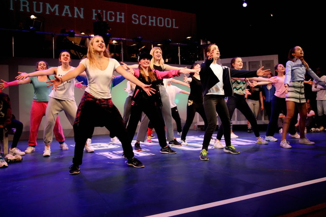 A cheer for the high-flying fun of 'Bring It On'!